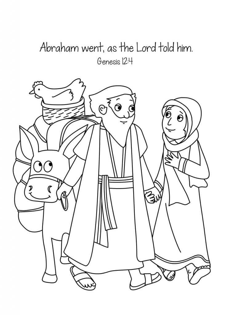 Abraham and Sarah 4