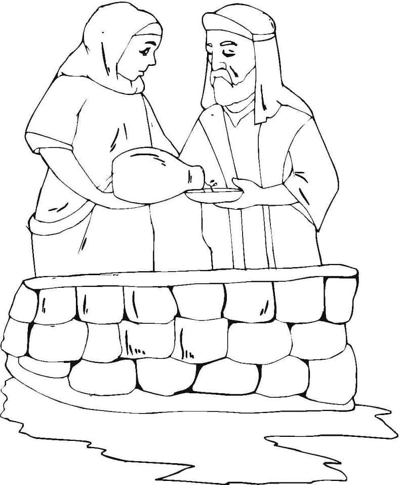 Abraham and Sarah 7