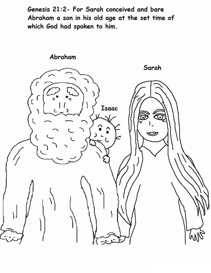Abraham and Sarah 8