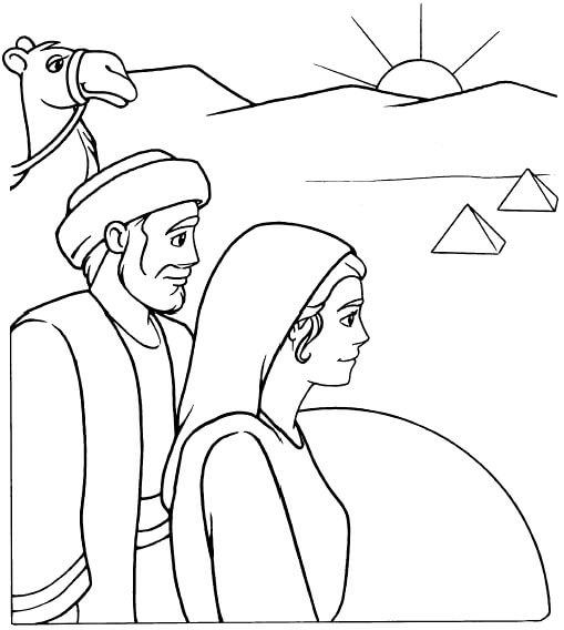 Abraham and Sarah Bible Story