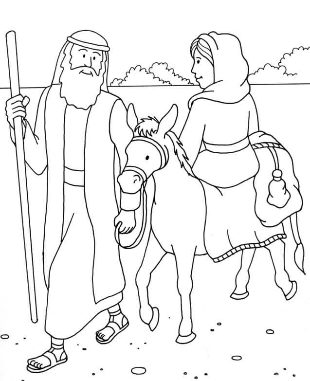 Abraham and Sarah Bible