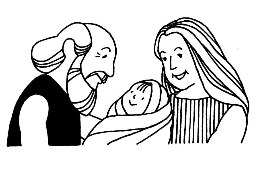 Abraham and Sarah Story