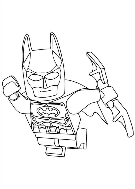 Action Lego Batman