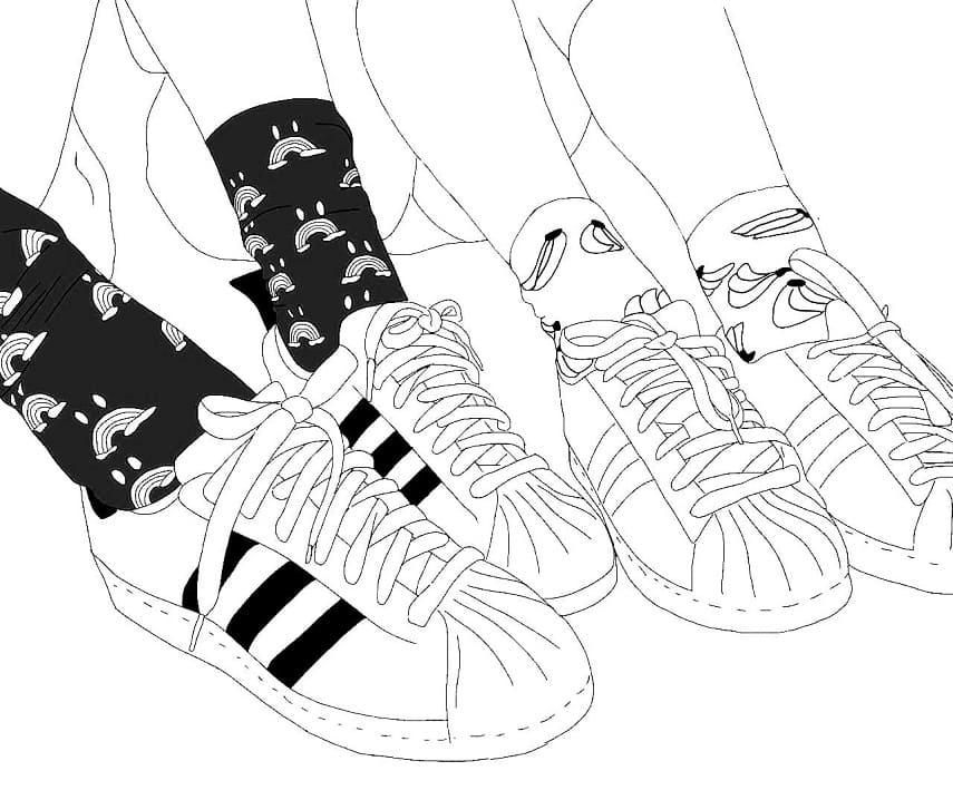 Addidas Fashion Footwear