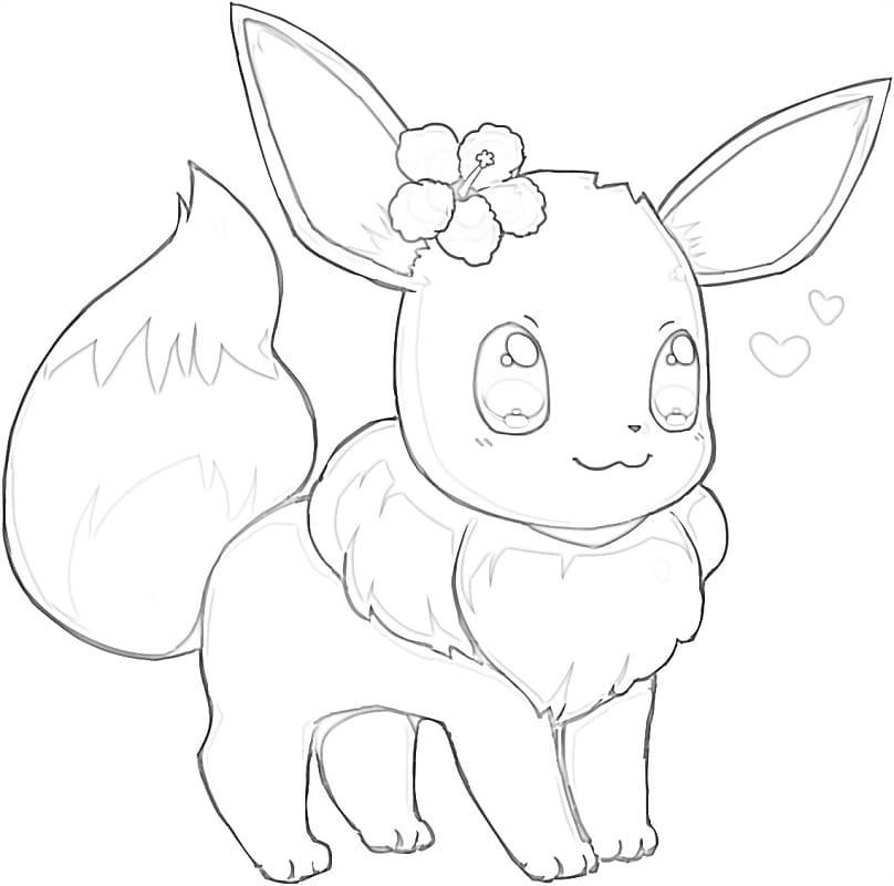 Adorable Eevee