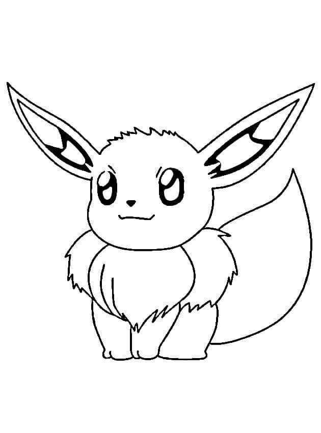 Adorable Pokemon Eevee