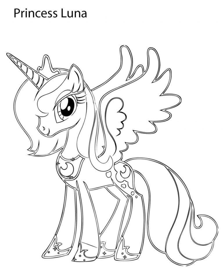 Adorable Princess Luna