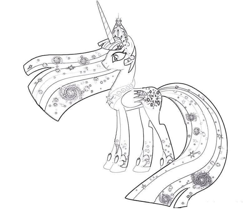 Amazing Princess Celestia