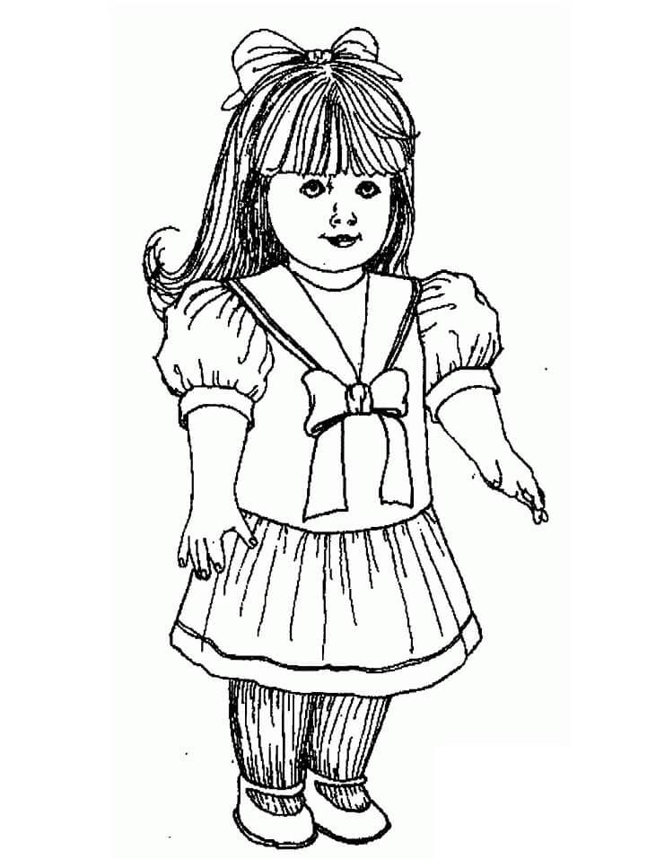 American Girl 9