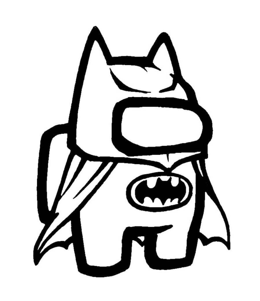 Among Us Batman