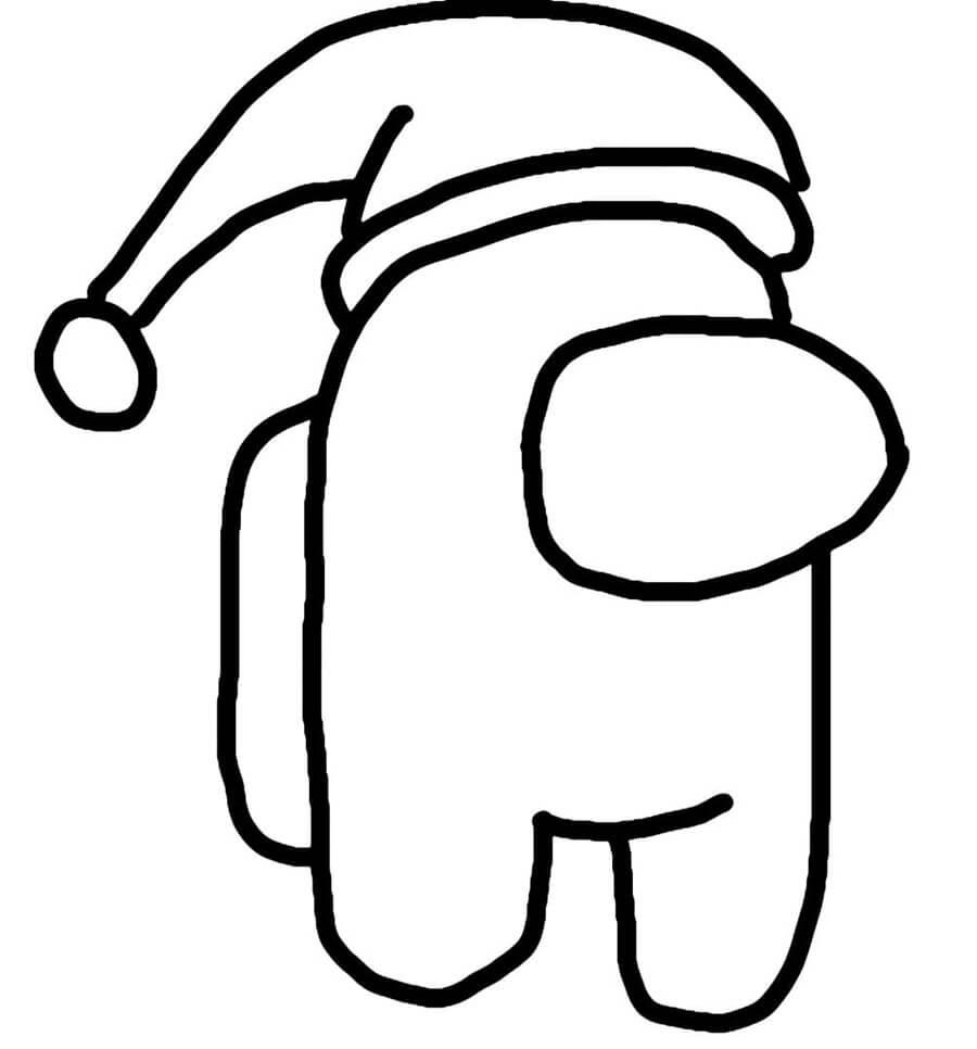 Among Us Santa Claus 2