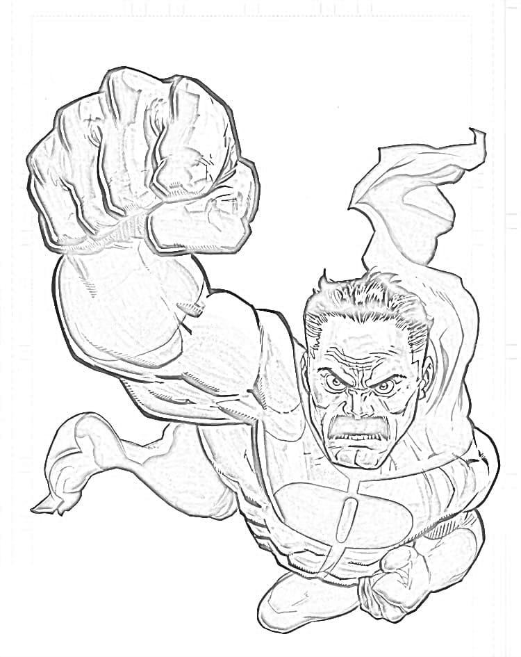 Angry Omni-man
