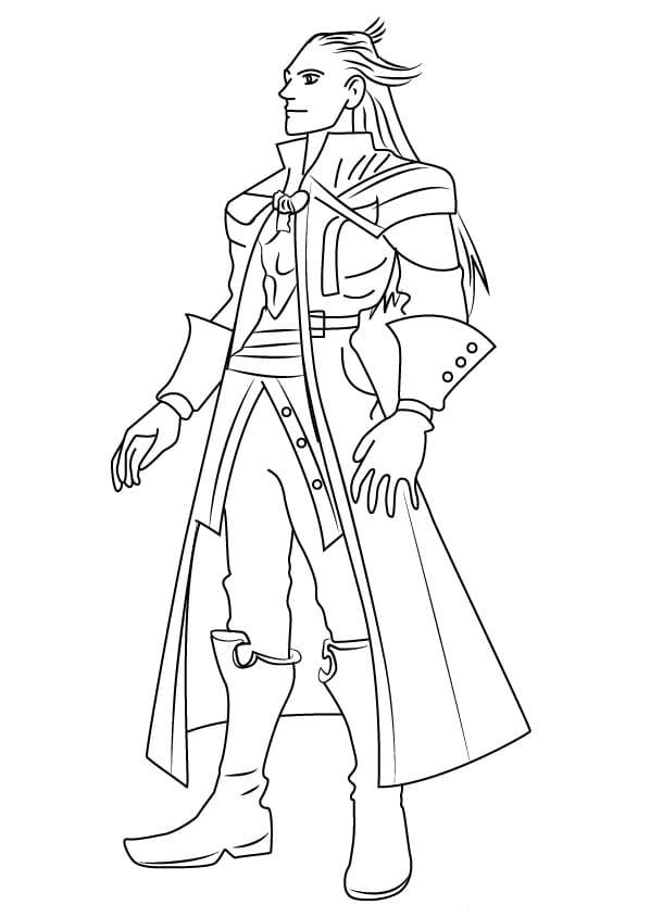 Ansem from Kingdom Hearts