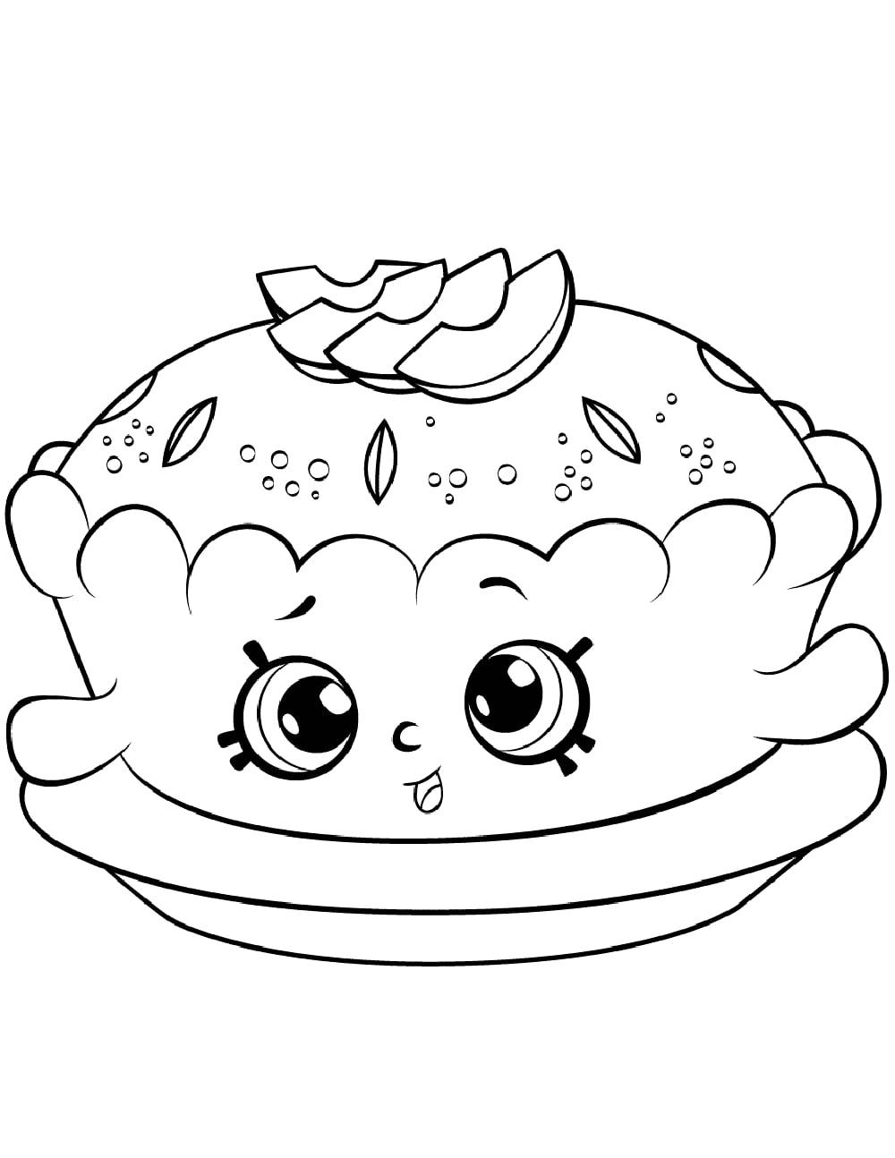 Apple Pie Shopkin