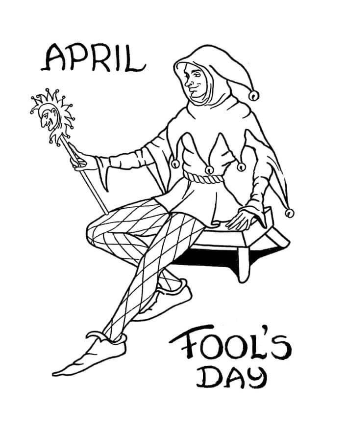 April Fool's Day 2