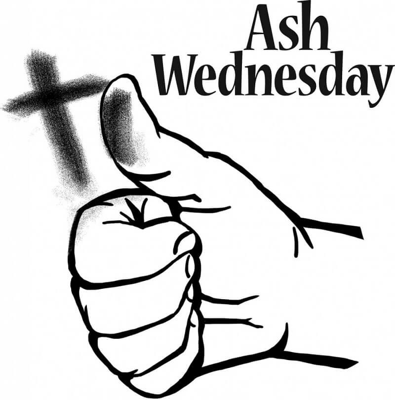Ash Wednesday 12