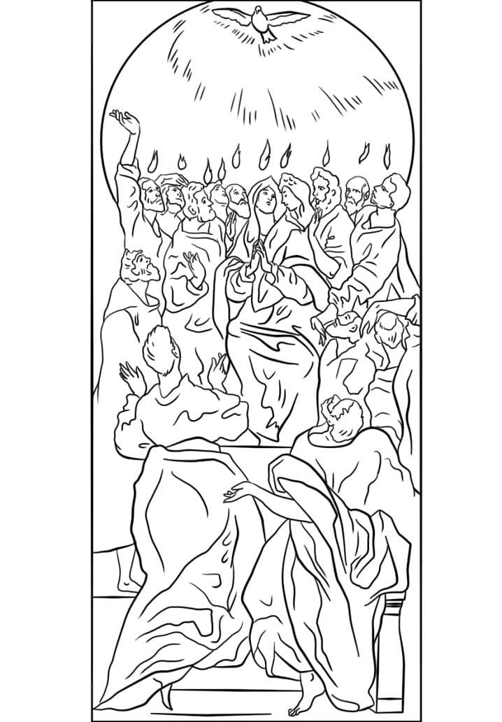 At Pentecost
