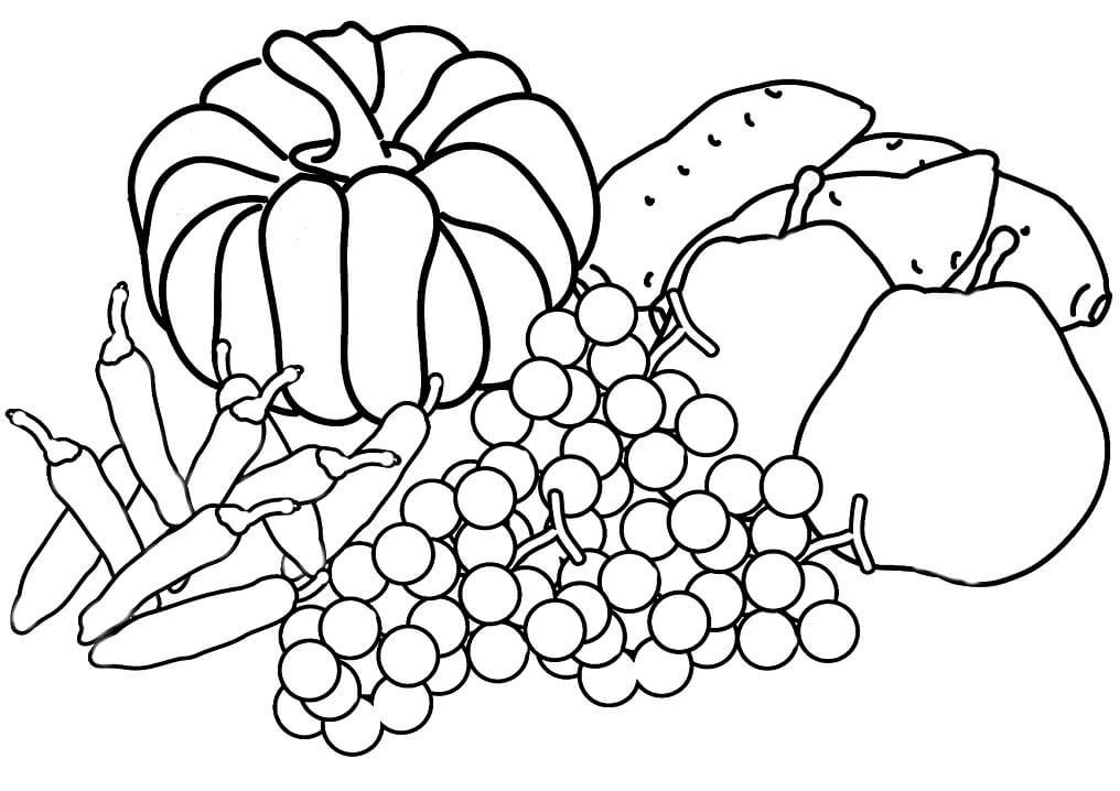 Autumn Harvest 1