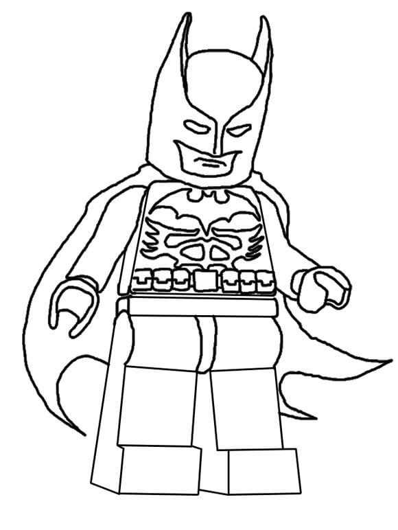Awesome Lego Batman