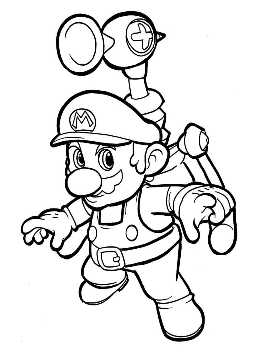Awresome Mario