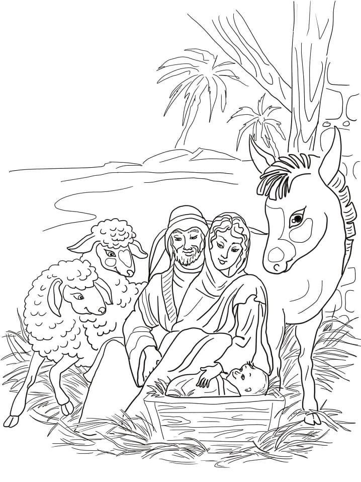 Baby Jesus 12