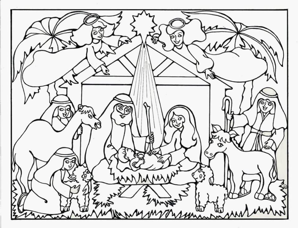 Baby Jesus 7