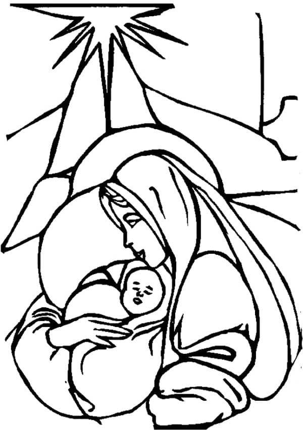 Baby Jesus 9