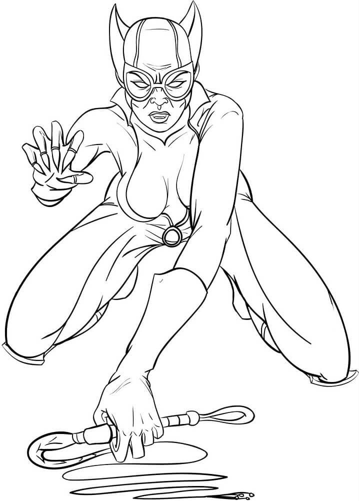 Bad Catwoman