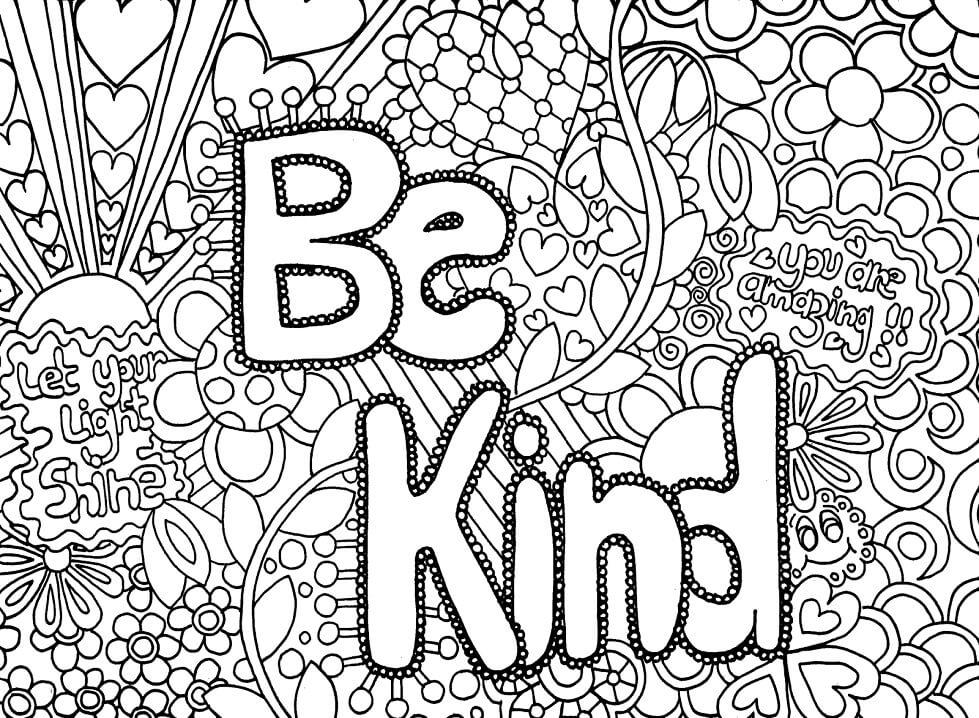 Be Kind Hard