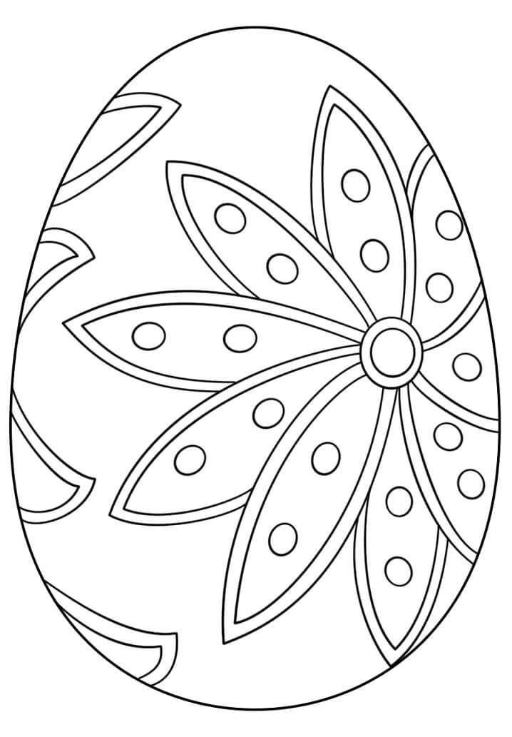Beautiful Easter Egg 1