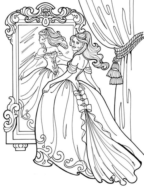 Beautiful Princess Leonora