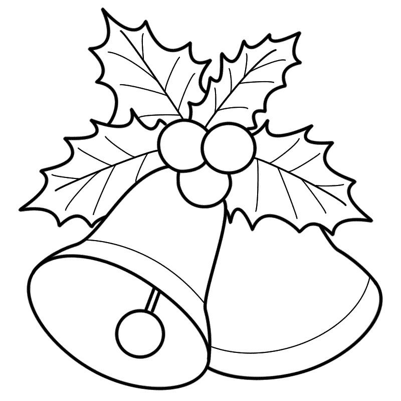 Bells with Mistletoe