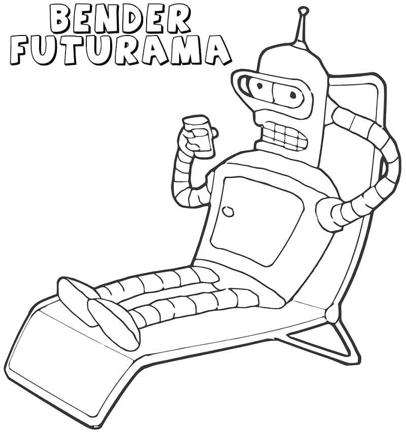 Bender Drinking