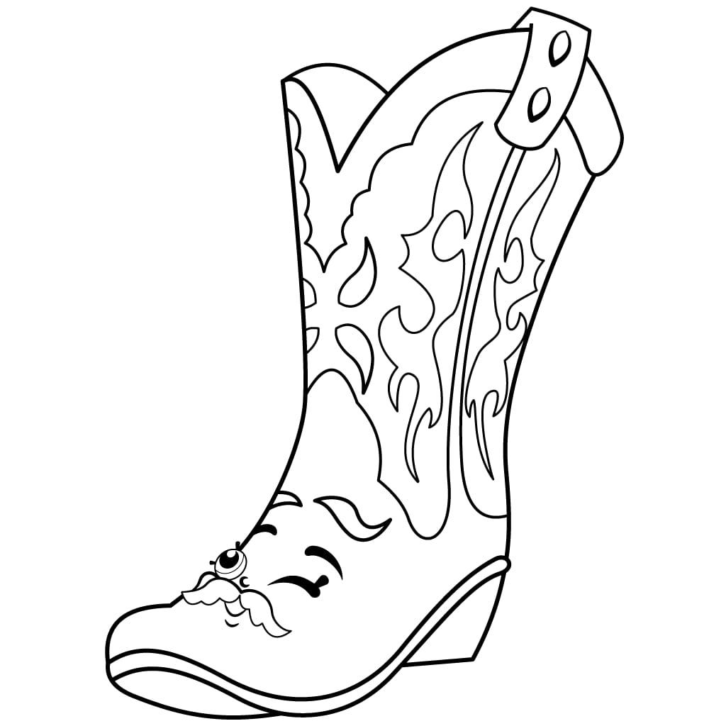 Betty Boot Shopkins