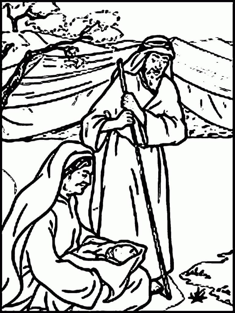 Bible Abraham and Sarah