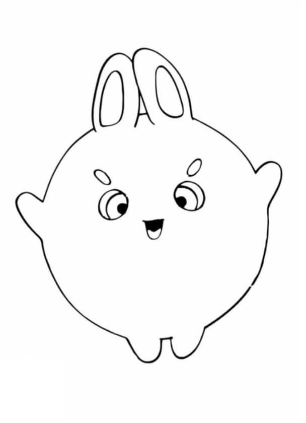 Big Boo Sunny Bunnies