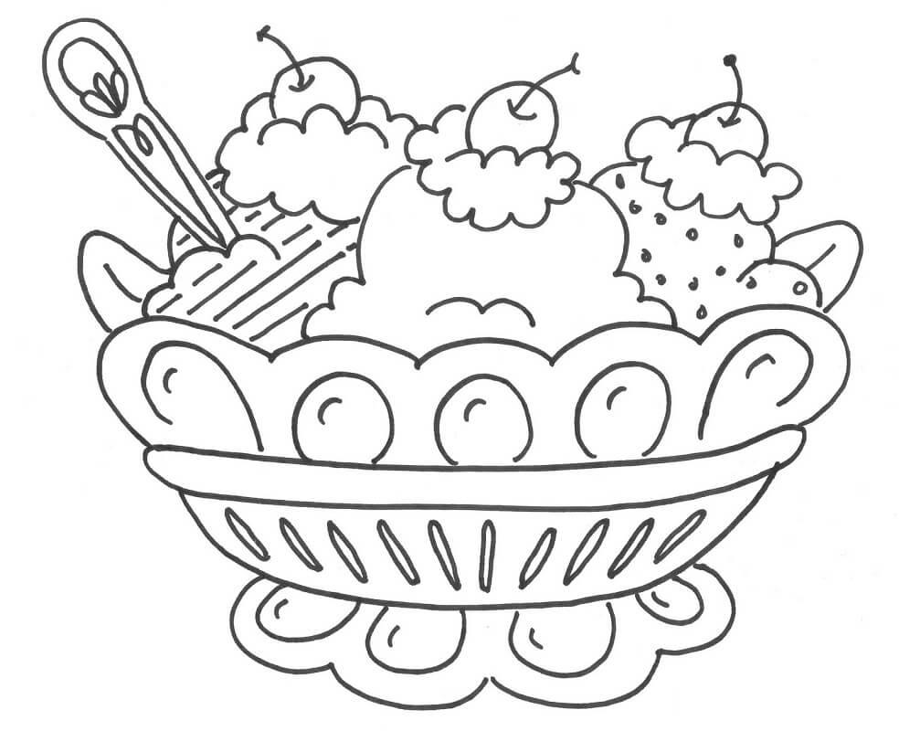 Bowl of Dessert