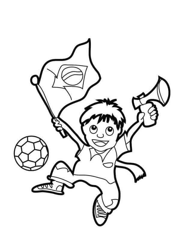 Brazil Boy