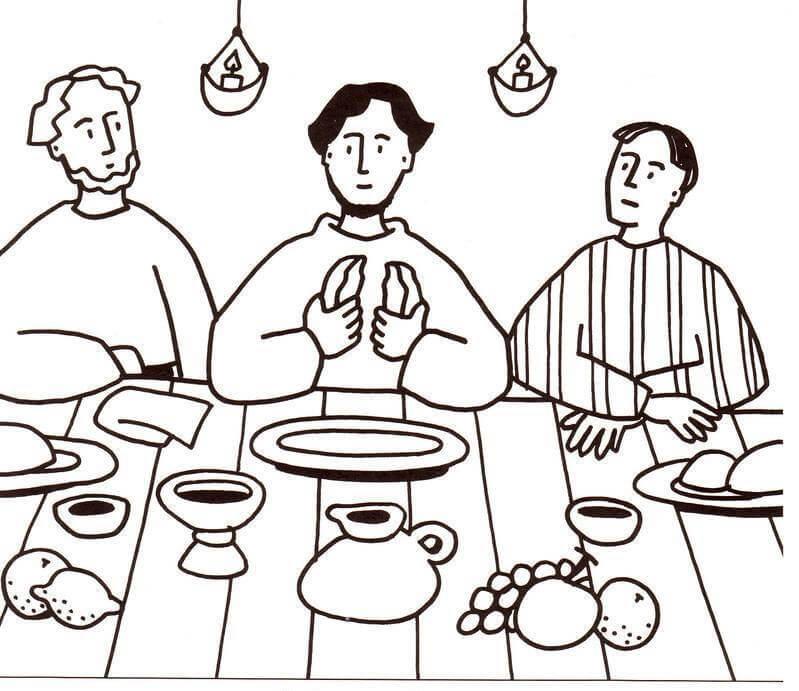 Bread – Last Supper