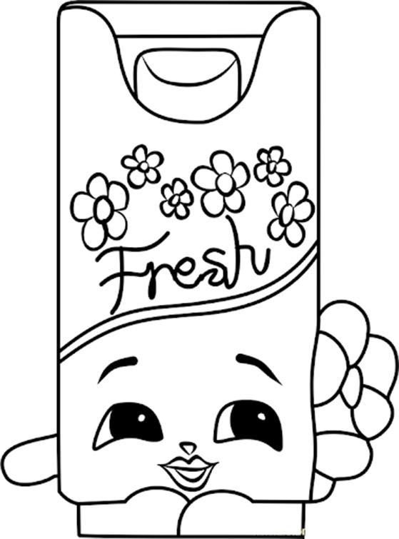 Bree Freshener Shopkins