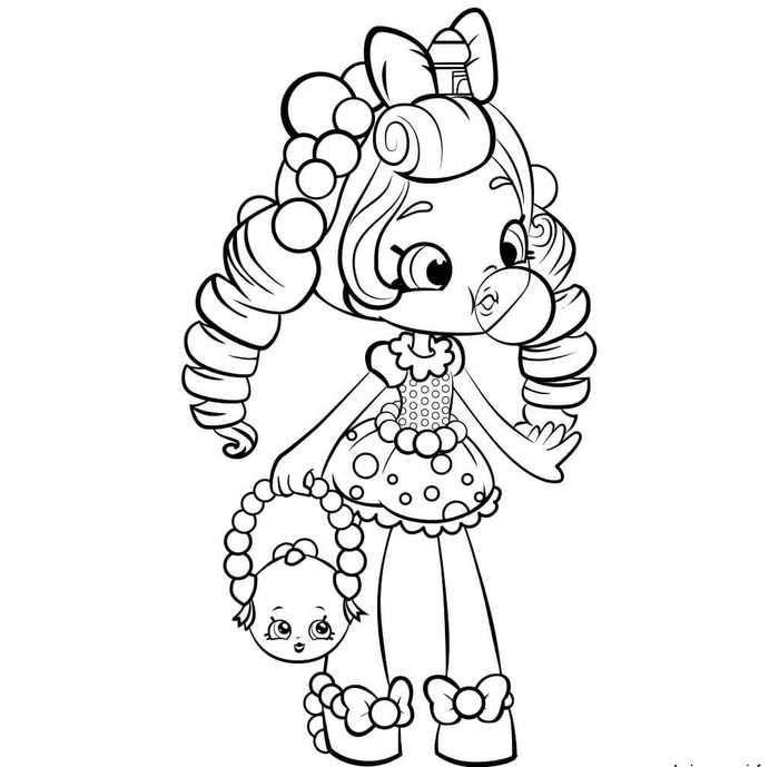 Baby Bubbleisha