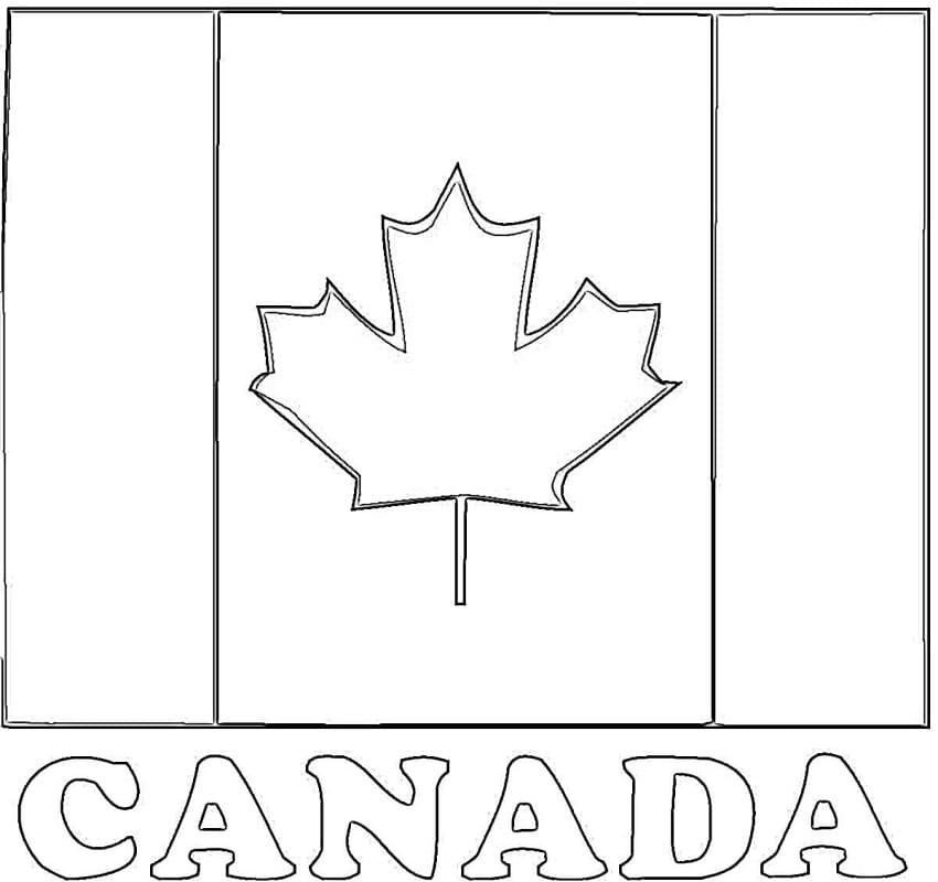 Canada Flag 1
