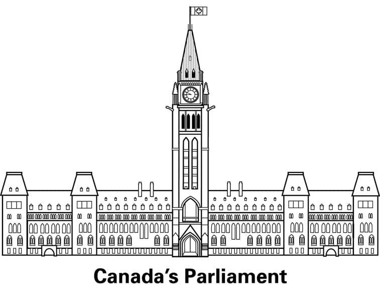 Canada's Parliament Hill