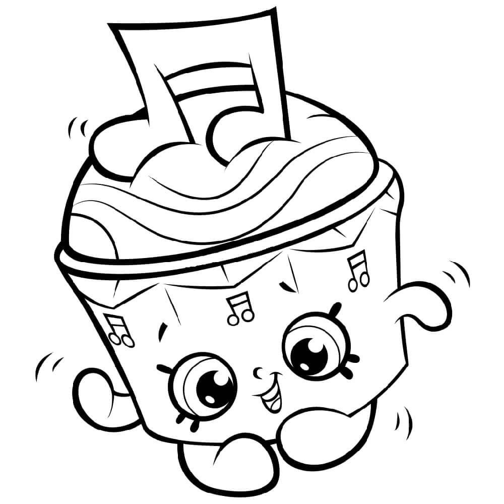 Cappella Cupcake Shopkin