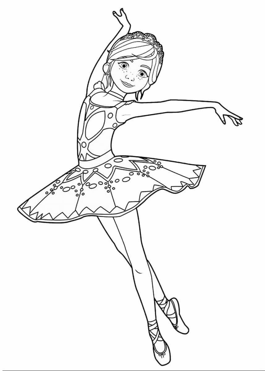 Cartoon Ballet