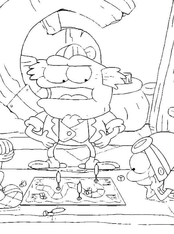 Characters Disney Amphibia