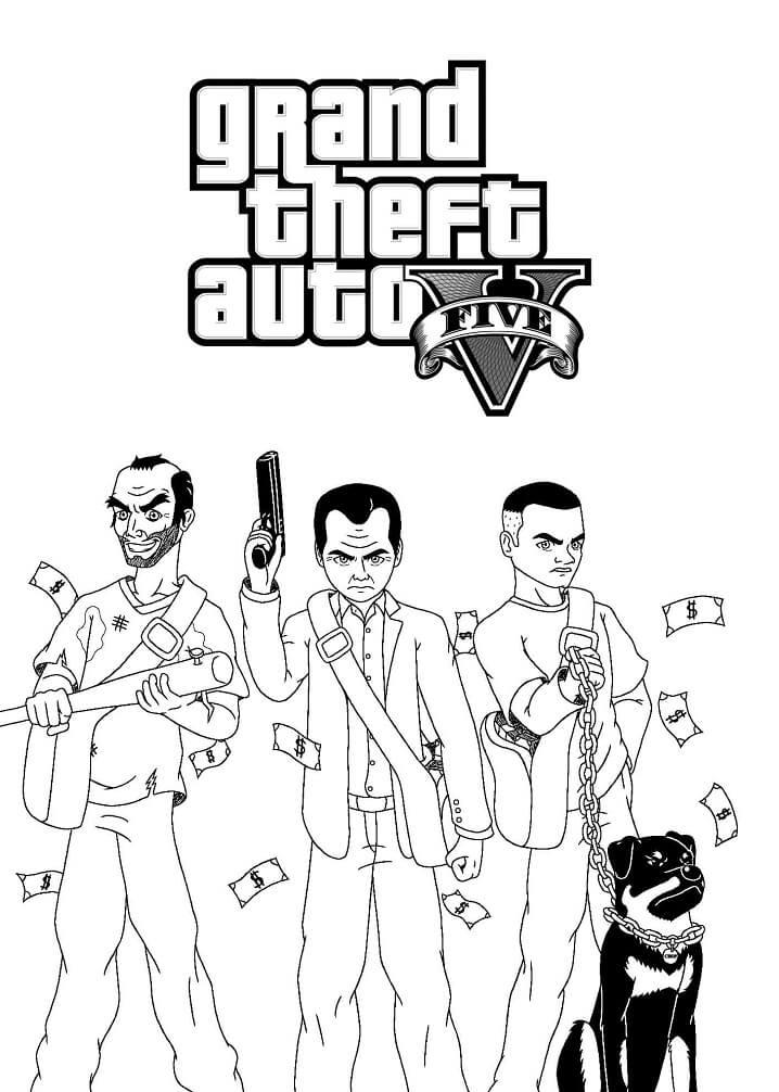 Characters GTA 5