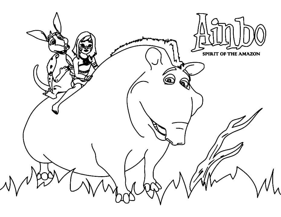 Ainbo: Spirit of the Amazon