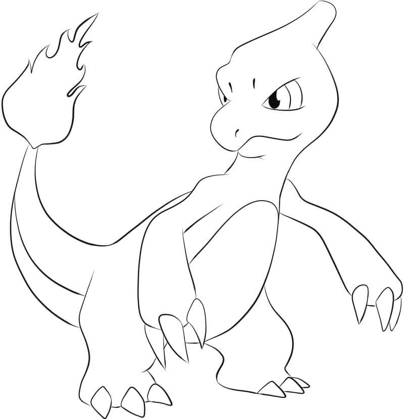 Charmeleon Pokemon