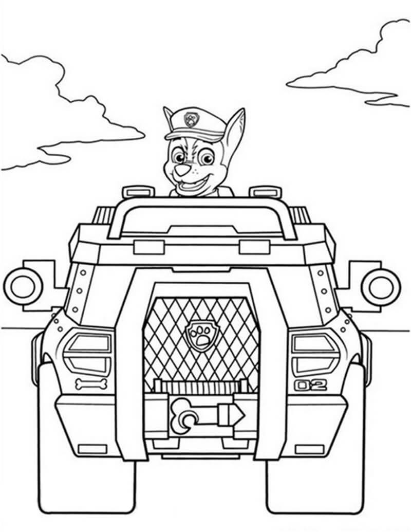 Chase Paw Patrol 18